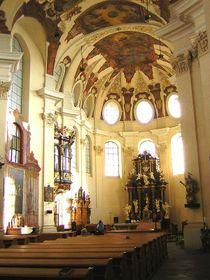 Интерьер базилики св. Маркеты, Фото: Ян Сокол, CC BY-SA 3.0