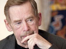 Václav Havel, photo: Filip Jandourek / Czech Radio