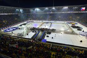 Rudolf-Harbig-Stadion (Foto: ČTK / Ondřej Hájek)