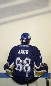 Jaromír Jágr, photo: CTK