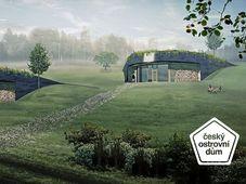 Off-grid house by Petr Čmelík and Martin Stark, photo: official website of Český Ostrovní dům