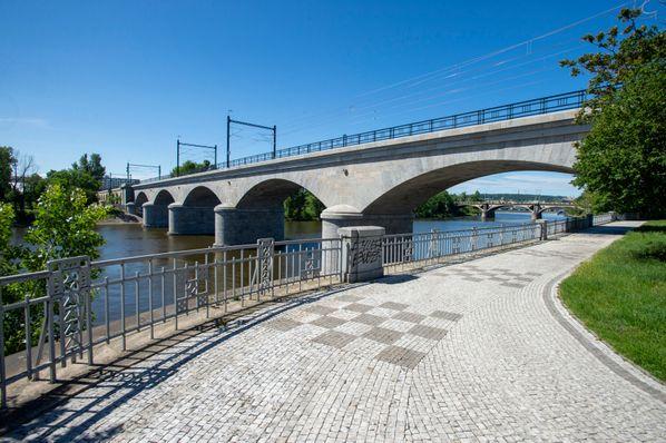 Negrelliho viadukt, foto: ČTK / Kateřina Šulová
