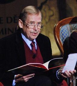 Václav Havel, photo: Tomáš Vodňanský / Czech Radio