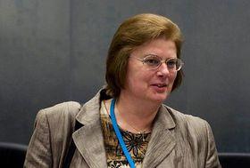 Jana Reinišová, foto: Rada Evropské unie