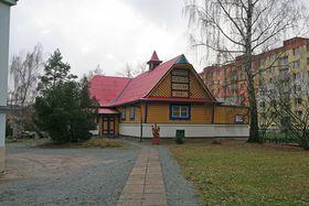 Boučkovo loutkové divadlo vJaroměři, foto: Petr1888, Wikimedia CC BY-SA 3.0