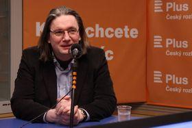 Йозеф Млейнек, фото: Яна Пржиносилова