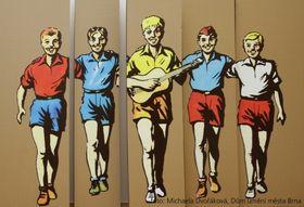 'Fast Arrows', photo: Michaela Dvořáková, The Brno House of Arts