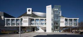 Cultural centre - Tamás Bujnovszky