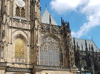 St. Vitus Cathedral, photo: Ondřej Tomšů