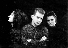 Группа «Тихий сговор», 1990г., Фото: Архив группы Tichá Dohoda