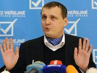 Ministro de Transportes, Vít Bárta. Foto: ČTK