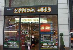 Lego-Museum in der Nationalstraße (Foto: Tschechisches Fernsehen)