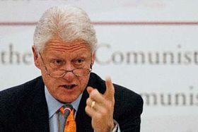Bill Clinton, photo: CTK