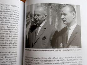 Gustáv Husák avec Alexander Dubček, photo: Repro 'Gustáv Husák' / Vyšehrad