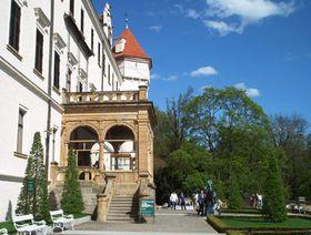 Konopiště castle, photo: Archive of Radio Prague
