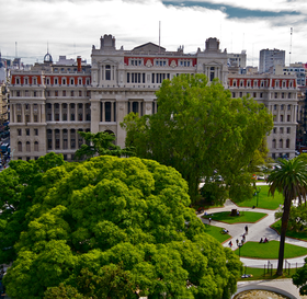 La Universidad de Kennedy, Buenos Aires, foto: la página de Facebook de la universidad