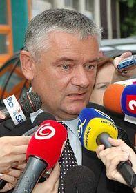 Ján Slota, foto: ČTK
