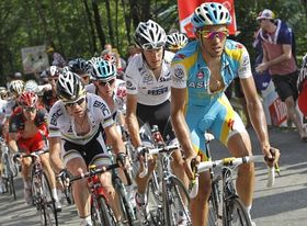 Tour de France, photo: CTK