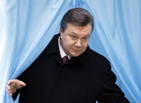 Viktor Yanukovych, photo: CTK