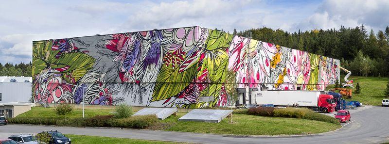CTP ART WALL, Dzia, photo: Drawetc