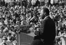 Martin Luther King, photo: Wikimedia Commons CC-BY-3.0, Minnesota Historical Society