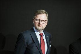 Petr Fiala (Foto: Michaela Danelová, Archiv des Tschechischen Rundfunks)