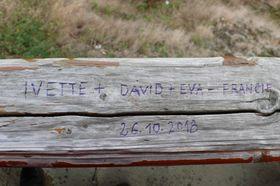 Photo: Archives de David Rodriguez