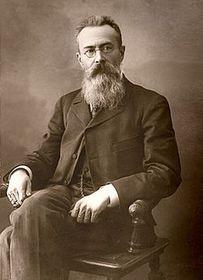 Н. Римский-Корсаков, Фото: открытый источник