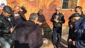 Lidé vArménii, foto: Martin Dorazín, archiv ČRo