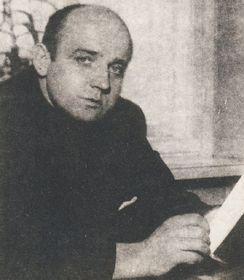 Evžen Plocek, photo: Archives d'Evžen Plocek