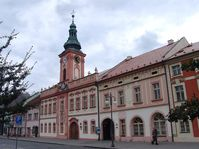 Town Hall, photo: Miloš Turek