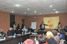 Конгресс онкологов в Грузии, фото: архив Яна Воржишека