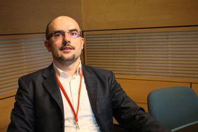 Михал Каплан, Фото: Ондржей Томшу, Чешское радио - Радио Прага
