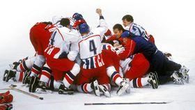 El mayor triunfo del hockey sobre hielo checo, foto: ČT