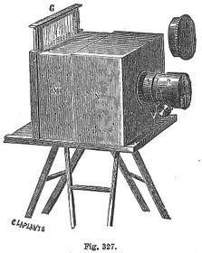 Daguerrotypická kamera