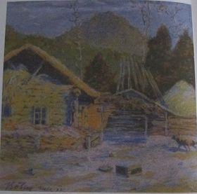Виктор Бем: Из Сибири, 1930-е годы (Фото: Либерецкая галерея)