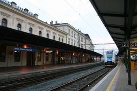 Estación de Brno, foto: Martin Strachoň, Wikimedia Commons, CC BY-SA 4.0