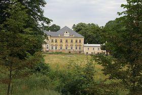 Palacio de Hlubos, foto: Chmee2, CC BY 3.0 Unported
