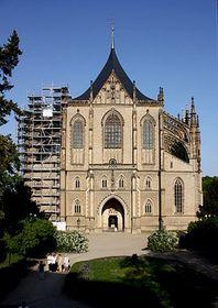 Chrám sv. Barbory vKutné Hoře, foto: Štěpánka Budková
