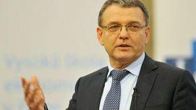 Lubomír Zaorálek, photo: Filip Jandourek, ČRo
