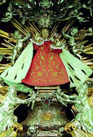 Infant Jesus of Prague, photo: © City of Prague