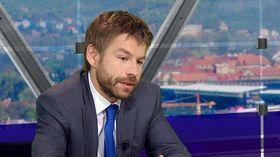 Robert Pelikán (Foto: ČT24)
