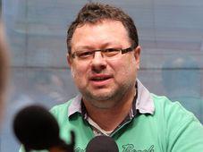 Jaroslav Kmenta, photo: Luboš Vedral / Czech Radio