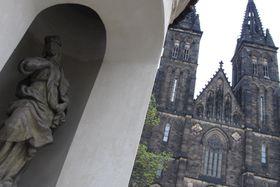 La  basílica de San Pedro y San Pablo, foto: Kristýna Maková