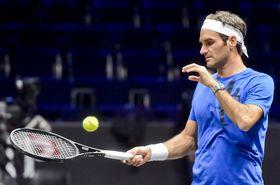 Roger Federer (Foto: ČTK)