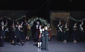 Stuttgarter Ballett: ,Leonce und Lena' (Foto: YouTube)