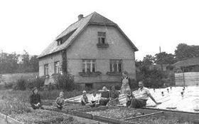 La maison de la famille Starý, photo: Sokol Šestajovice