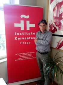 Antonio Iturbe, foto: Enrique Molina
