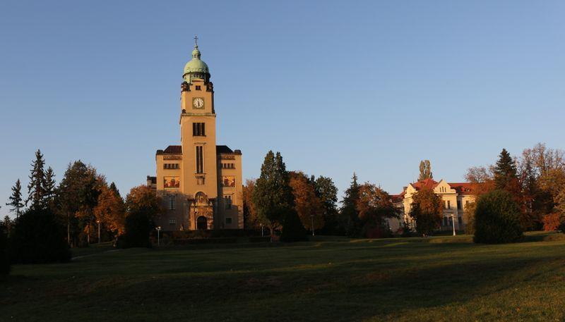 Iglesia de San Venceslao en Bohnice, foto: Dominika Bernáthová