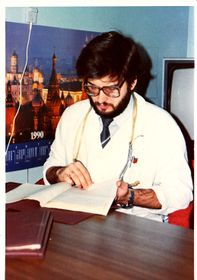 Дмитрий Фёдоров, фото: Archiv Dmitrije Fedorova